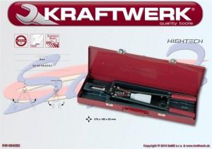 Pákové nitovacie kliešte Kraftwerk HIGHTECH 4262